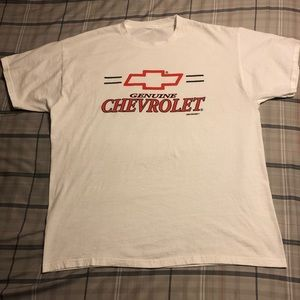 "Other - ""Chevrolet"" t shirt"